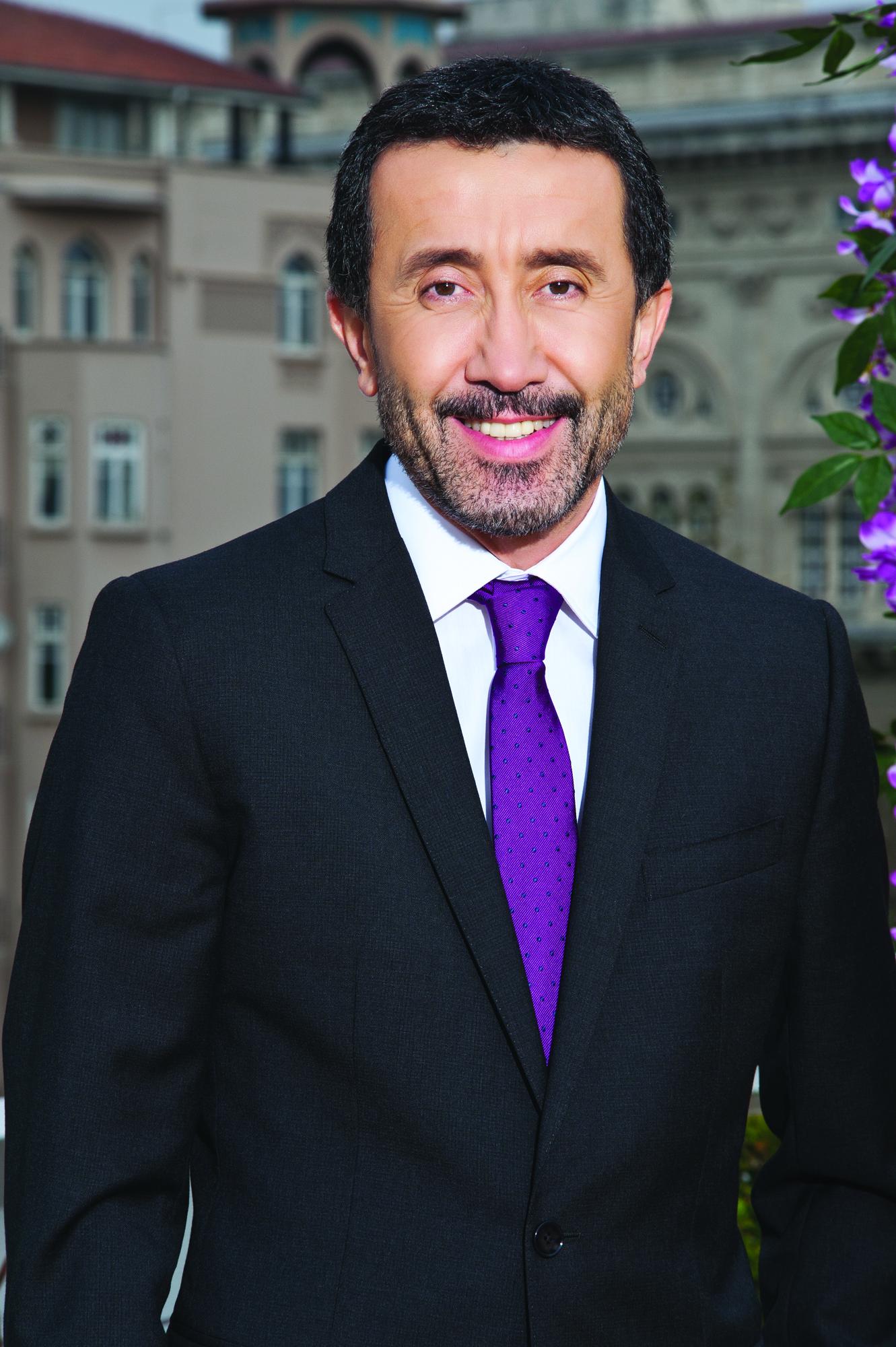 Avea CEO su Erkan Akdemir
