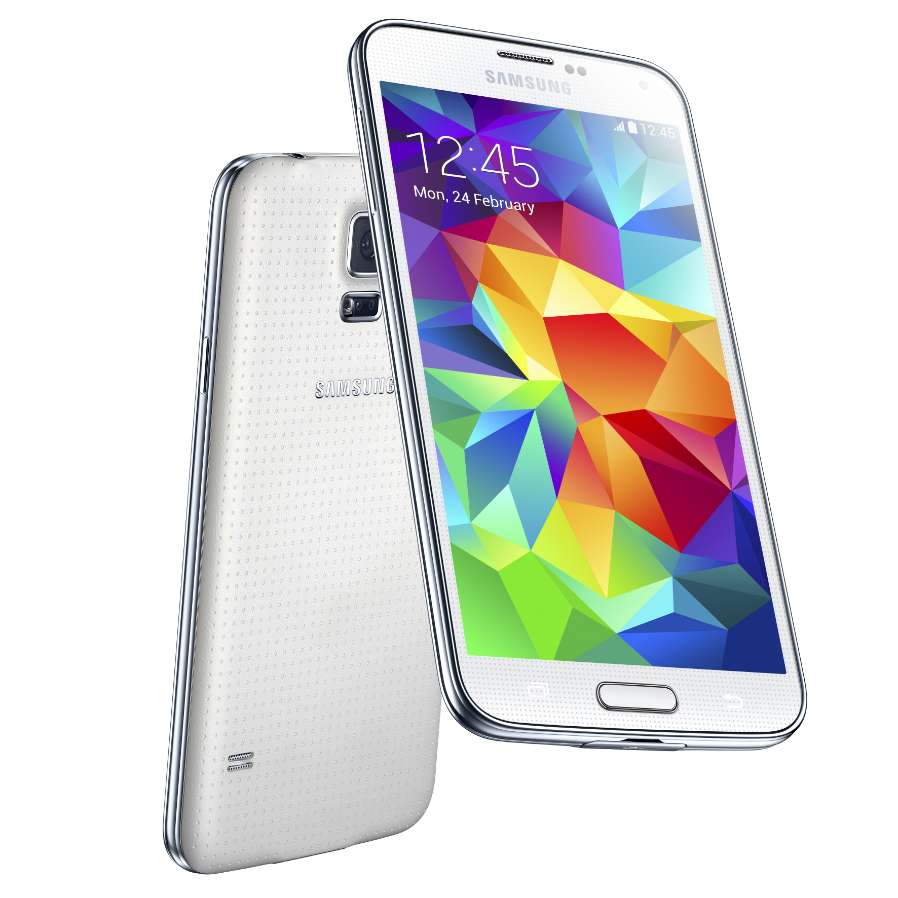 Galaxy S5 Beyaz 01