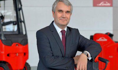 Linde'nin Satış ve Servis'den Sorumlu İcra Kurulu Başkanı Sn. Christophe Lautray